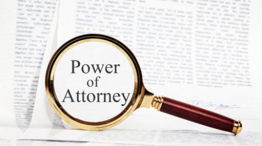 Power of Attorney Concept